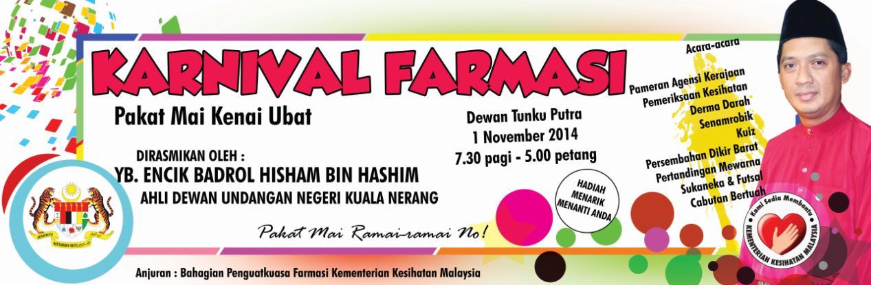 Promo Karnival Farmasi 2014