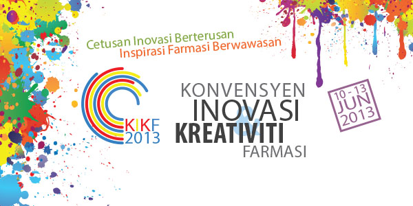 Konvensyen Inovasi & Kreativiti Farmasi 2013