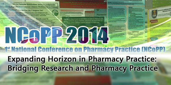 First National Conference on Pharmacy Practice (NCoPP)