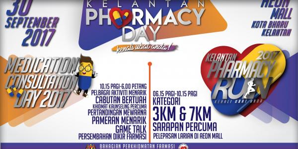 Poster Kelantan Pharmacy Day 2017