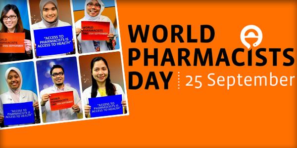 world pharmacist day 2014