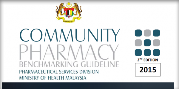 cadangan community pharmacy benchmarking