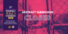 abstract submission is now open