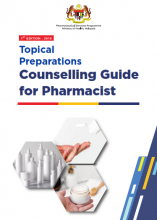 topical preparation counselling guide