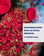 Anticoagulation MTAC Protocol (AC-MTAC) 2nd Edition Cover Page- 2020