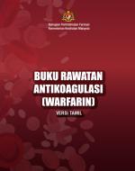 buku rawatan antikoagulasi warfarin versi tamil